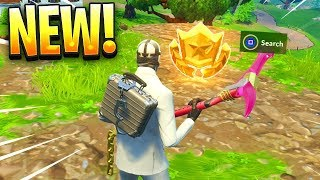 follows the tortuous tunnels Treasury - challenges of the week 9 map - Fortnite season 5