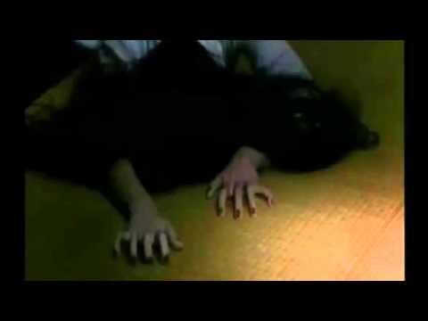 貞子がテレビから出てくるシーンにこち亀のBGMをつけてみた