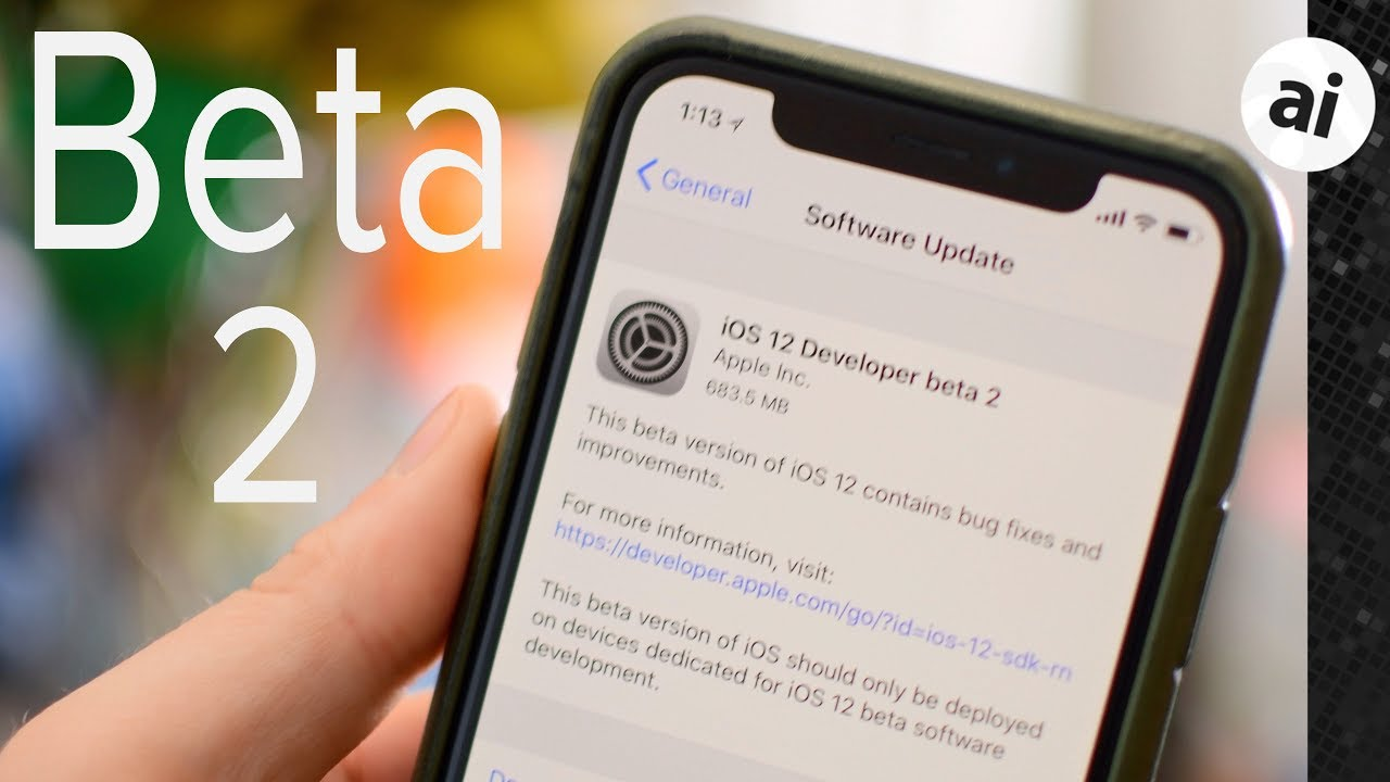 Everything new in iOS 12 beta 2 for iPhone and iPad