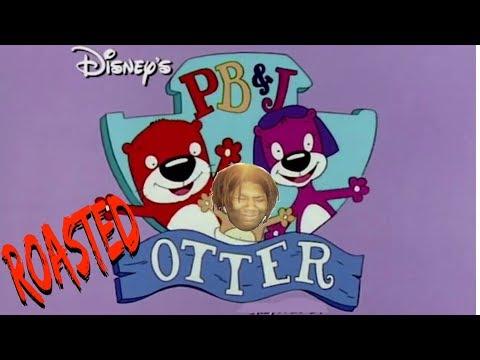 pb&j otter: exposed roasted