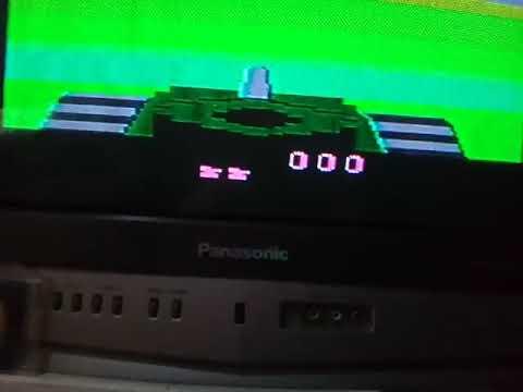 Battlezone Game 2 - Atari 2600  