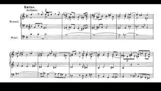 J.S.Bach. Pequeño Laberinto Armónico BWV 591 Partitura Interpretación