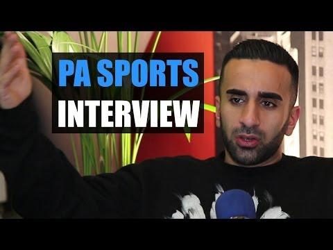 PA SPORTS INTERVIEW über H.A.Z.E. KC...