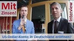 IKB US-Dollar-Konto ► In Deutschland eröffnen?