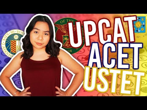 The Truth About College Entrance Tests | UPCAT, ACET, USTET (Storytime)