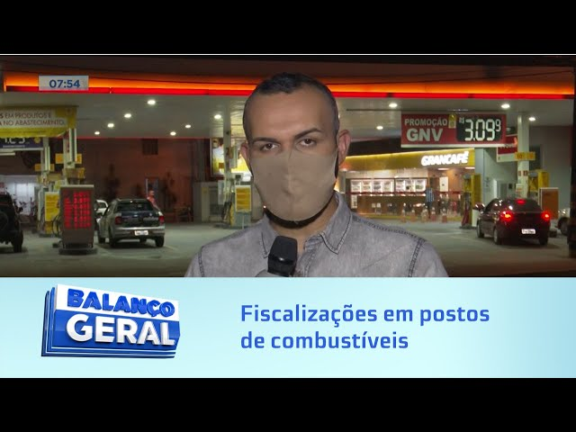 Abuso de preços: PROCON/AL e SEFAZ/AL realizam fiscalizações em postos de combustíveis