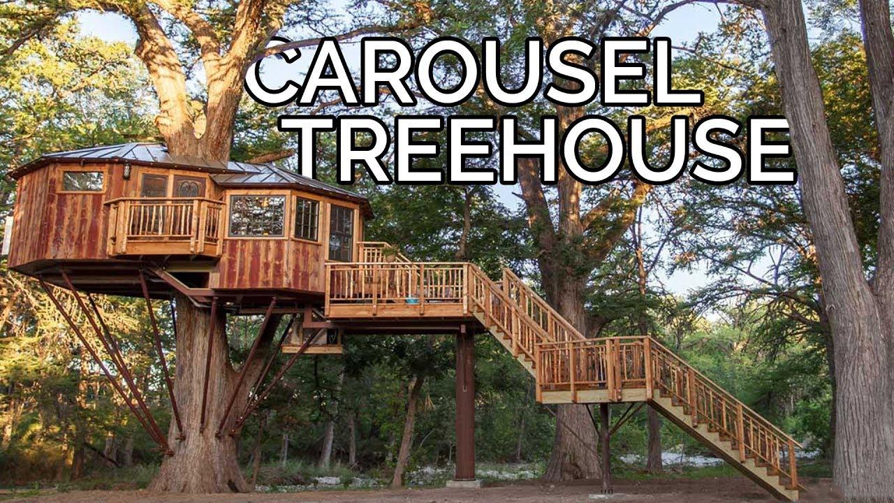 Treehouse Utopia Carousel Tour