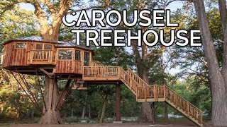 Video Treehouse Utopia: Carousel Tour download MP3, 3GP, MP4, WEBM, AVI, FLV Oktober 2018
