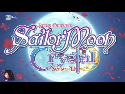 Sailor Moon Crystal Sigla Terza Serie - Rai Gulp