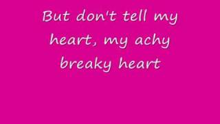 Download Lagu Achy Breaky Heart mp3