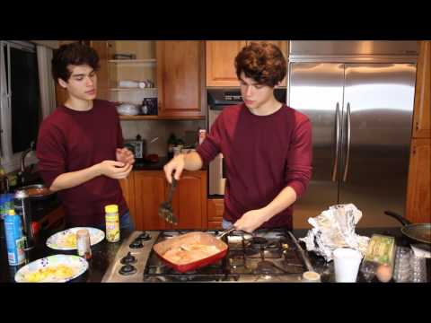 COOKING WITH THE STOKES TWINS