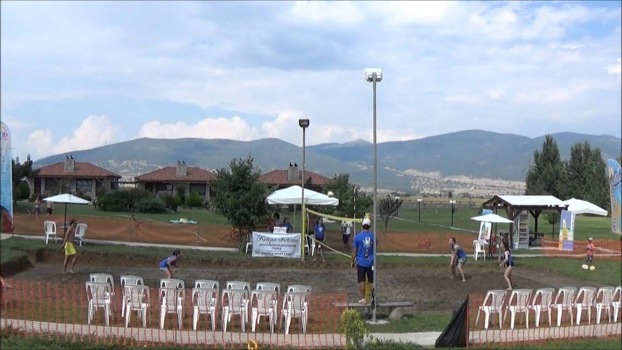 Τουρνουά Beach Volley Κτήμα Κλέτσα 2015 ( 3η Ημέρα )