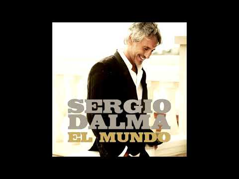 EL MUNDO karaoke  Sergio Dalma - pista profesional ARIES ESTUDIO