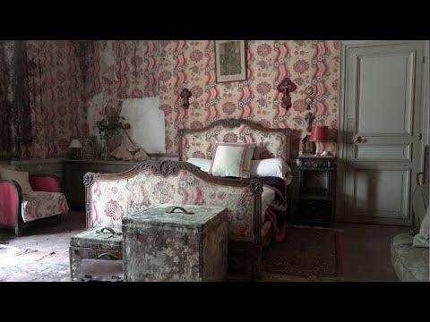 Abandoned 19th Century Victorian Castle True Timecapsule EVE