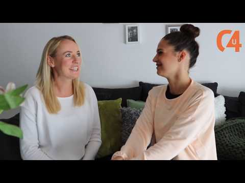 Janina - Ausbildung Groß- und Außenhandelskauffrau