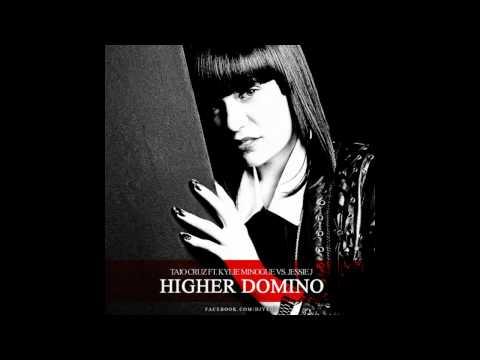 Higher Domino [ Taio Cruz ft. Kylie Minogue vs. Jessie J ] [ Radionics: Volume 1 ]
