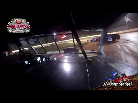 #67 Ricky Wilson - Open Wheel - 8-2-19 Ponderosa Speedway - In-Car Camera