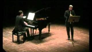 E. Cavallini adagio e tarantella -Sergio Bosi clarinet