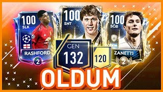 132 GEN OLDUM ! FIFA MOBILE