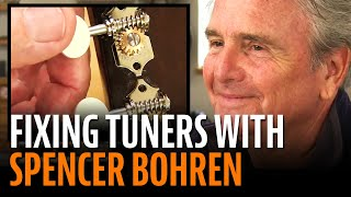 Tuning problems fixed + a guitar lesson!