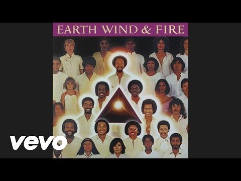 Earth, Wind & Fire - Back On the Road (Audio)