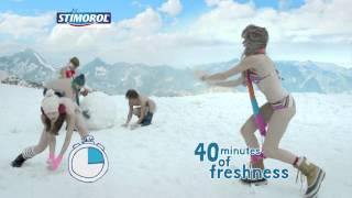 Stimorol 40 Minutes of Freshness Commercial thumbnail