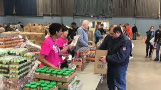 Regional Food Bank of Oklahoma helps federal employees