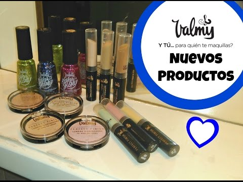Nuevos productos Valmy 2015 (Review + Demo)