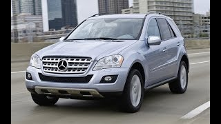 Замена масла Mercedes-Benz ML 350(W164)