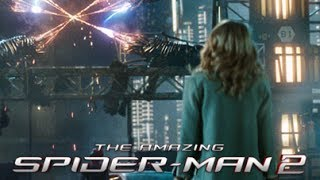 New Concept Art & Sinister Six Featurette From The Amazing Spider-Man 2