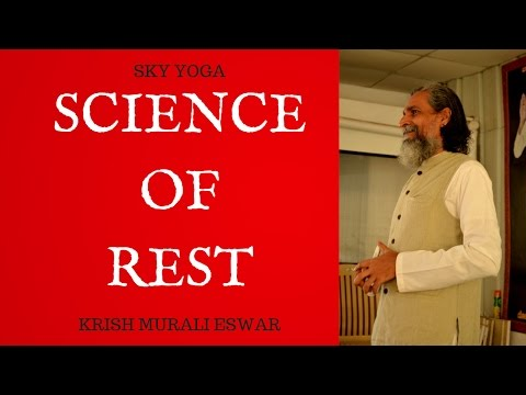 Science Of Rest
