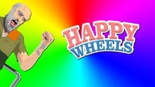 Happy Wheels - Aventuras con Santa Claus