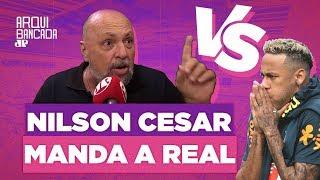 SEM DÓ! Veja TODAS as vezes em que Nilson Cesar DEU NO MEIO de Neymar!