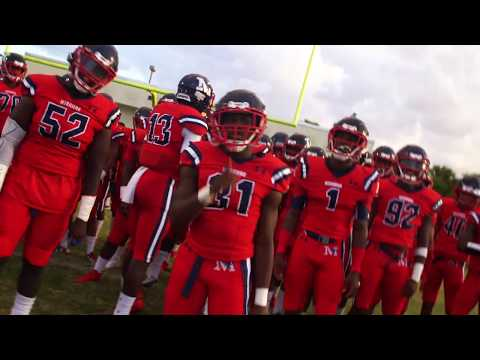 McArthur High School vs Miramar High School - REPLAY FILM #FootballFilmFanatics