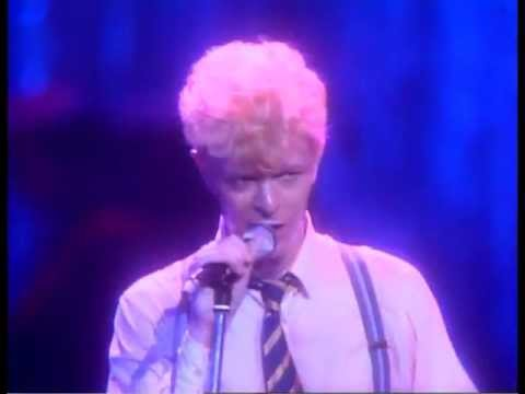 David Bowie China Girl Serious Moonlight Tour