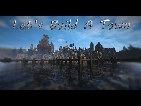 "Let's Build A Town - (Seabridge) - Ep.10 ""Furnishing a Kitchen"""