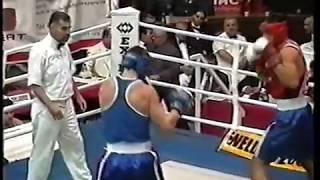 Kurtucz Csaba vs Alexei Lezin - 2002 - Debrecen