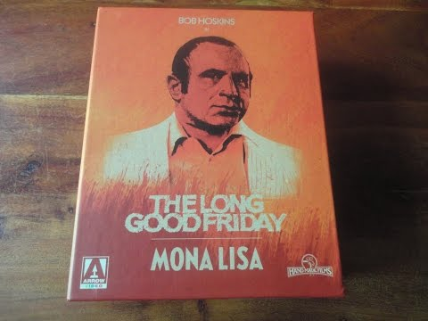 Arrow Video's The Long Good Friday and Mona Lisa Limited Edition Blu-ray Set Unboxing
