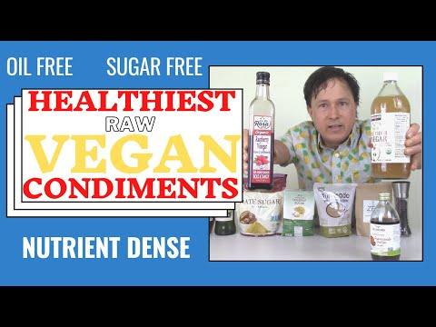 Healthiest Nutrient Dense Vegan Condiments that You Can Buy & Eat