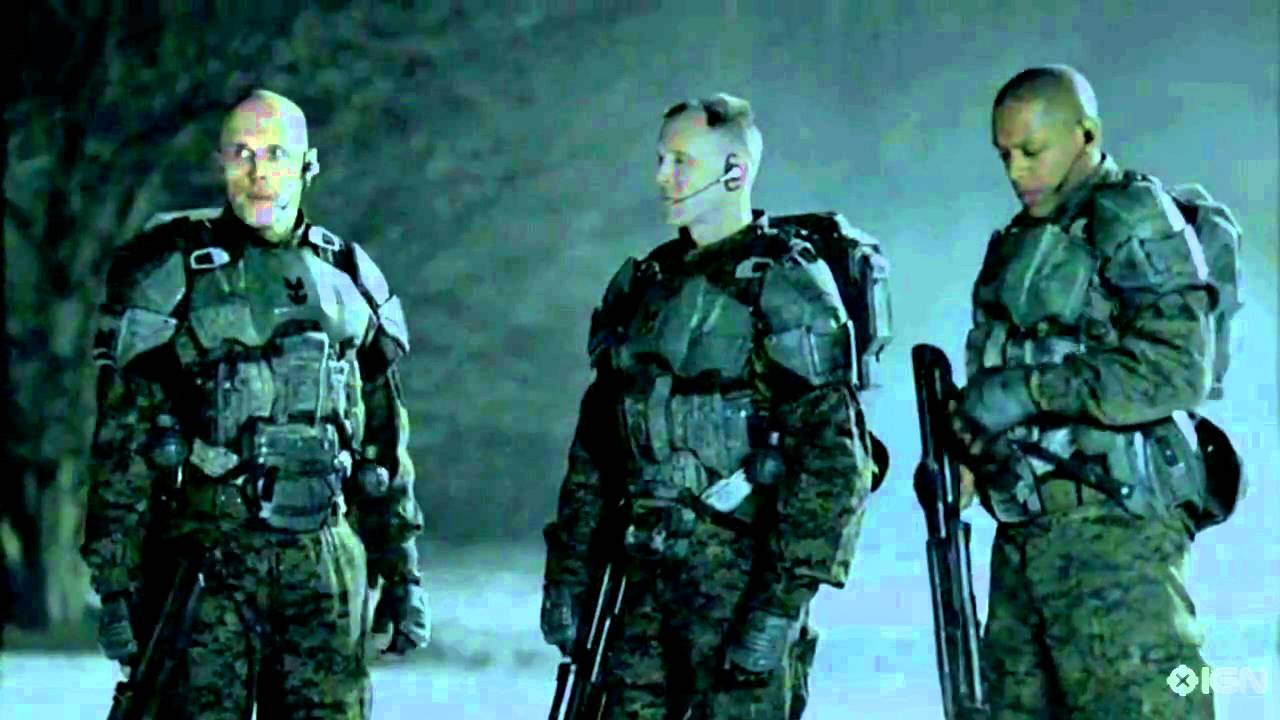 Sdcc Halo 4 Forward Unto Dawn Official Trailer For Live Action