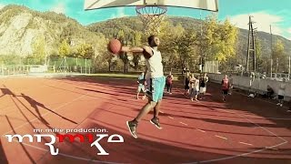 GoPro Slow motion Dunks - Amazing Basketball Dunk Session