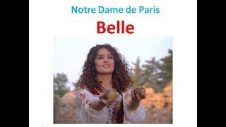 """""""Belle"""". Песня из мюзикла «Нотр-Дам де Пари»"""