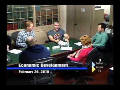 Economic Development Committee 26feb18