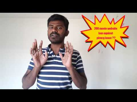Tamil movie online website ban will fix piracy issue??