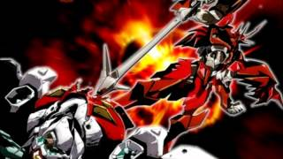eternal loneliness without vocal tekkaman blade