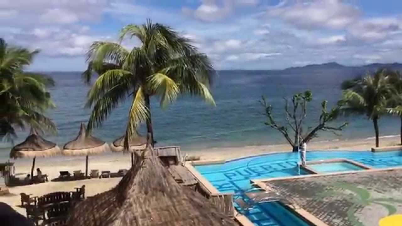 Tamaraw Beach Resort Overview Puerto Galera Aninuan By Hourphilippines You