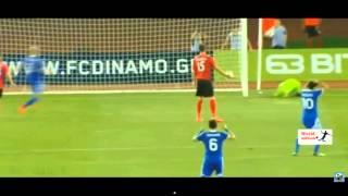 лига европы 1 й квалификационный раунд 1 й матч динамо грузия габала азербайджан 2 1