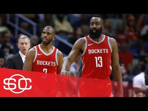Rachel Nichols: Can Chris Paul and James Harden get over NBA playoff hump? | SportsCenter | ESPN