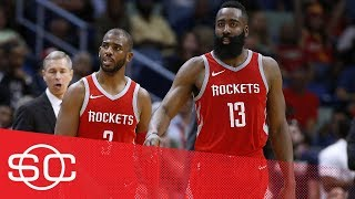 Rachel Nichols: Can Chris Paul and James Harden get over NBA playoff hump? | SportsCenter | ESPN