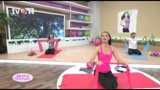 Ebru Şallı İle Pilates Egzersizleri 11.Bölüm